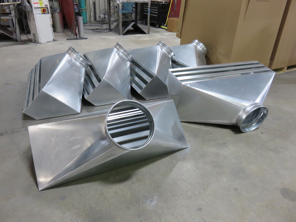 Dust Collection Hoods