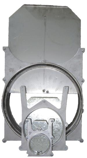 Custom Blast Gates