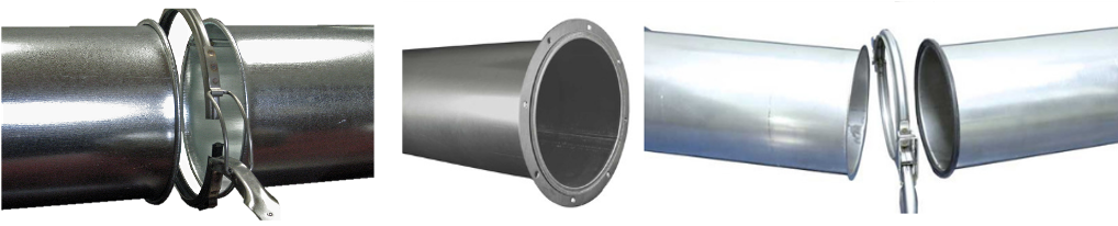 galvanized ductwork & stainless steel ductwork
